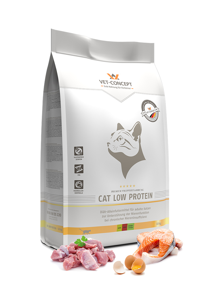 Cat Low Protein