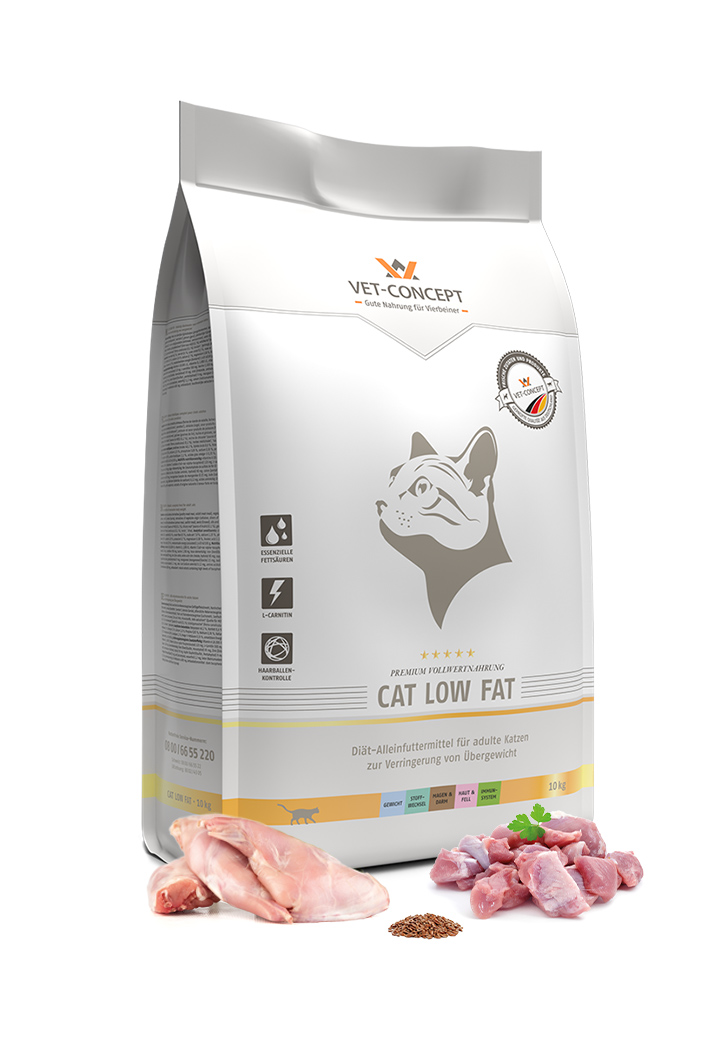 Cat Low Fat