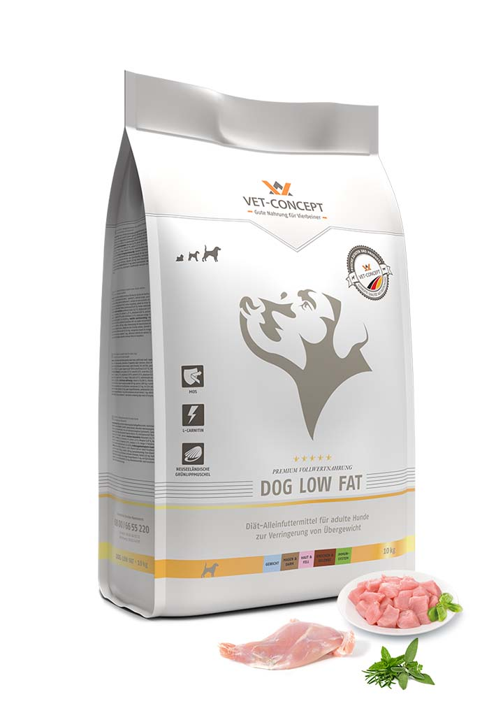 Dog Low Fat