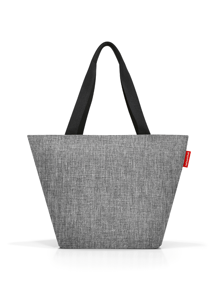 Reisenthel Shopper E1 twist silver