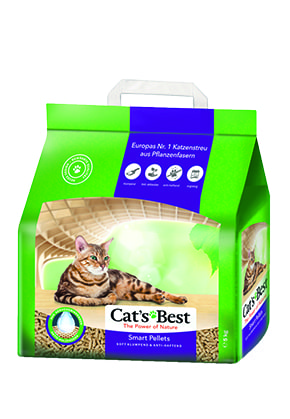 Katzenstreu Cat's Best Smart Pellets, 10l  | 20l