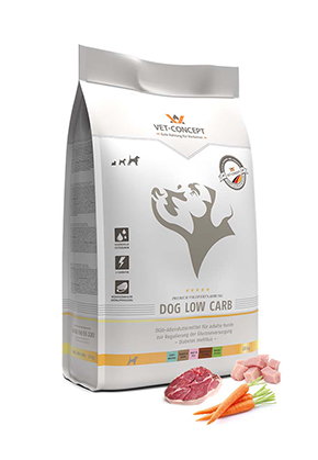 Dog Low Carb